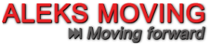 Aleks Moving - Residential Movers - Oakville logo